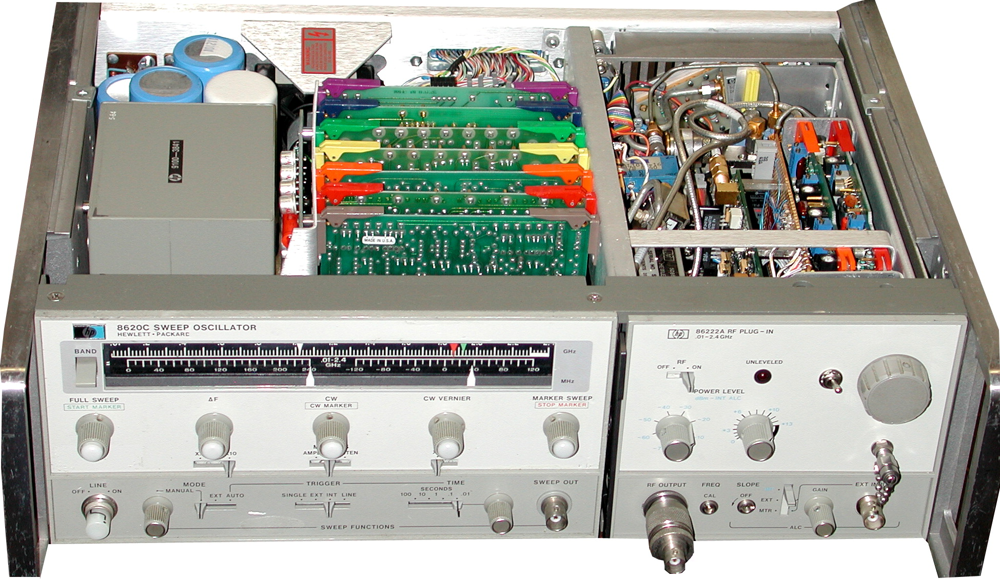 A 2 5-GHz Tracking Generator for the HP 8566A/B Spectrum Analyzer